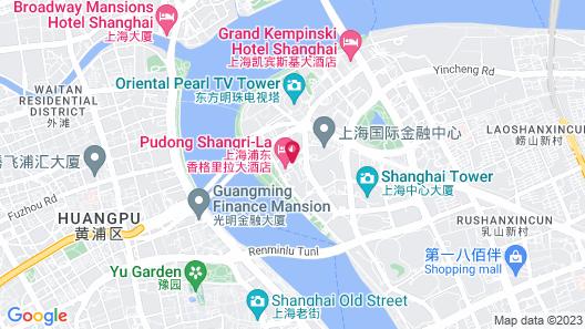 ifc residence Map