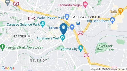 Eshel Mansion Map