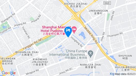Ellies Apartment Biyun Branch Map