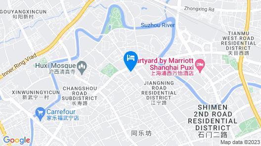 Shengtiandi Appartment Map