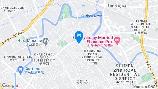 Your Saint Land Service Apartment Map