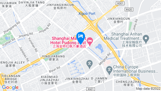Ellies Apartment Hongfeng Branch Map