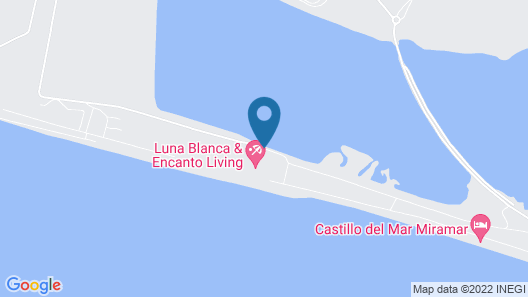 Luna Blanca by Kivoya Map