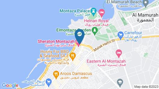 Aifu Resort Map