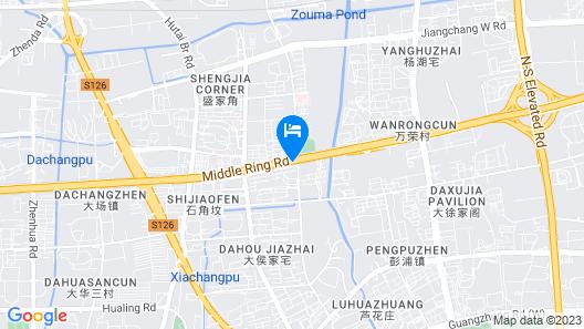 Youshe Youth Apartment Map