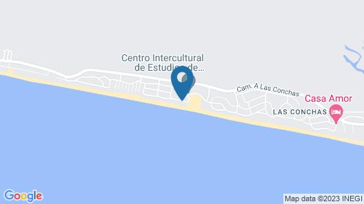 Casa De Juega 3 Bedroom Townhouse Map