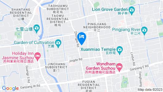 Suntu Vie Inn Map