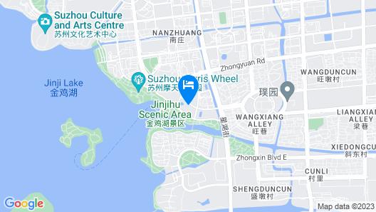 Park Hyatt Suzhou Map