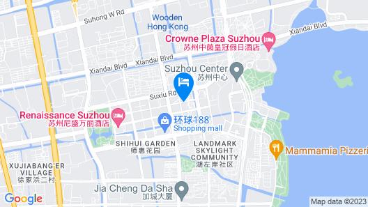 JingYiSheng Inn Map