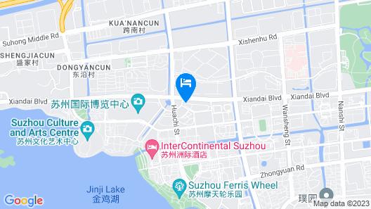 Boyi Hotel Map