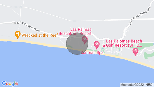 Sonoran Sea by Casago 1 Map