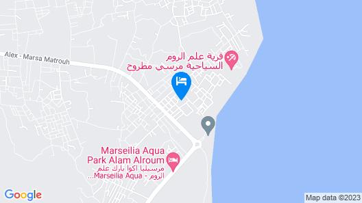 Bet El Ezz Apartments  Map