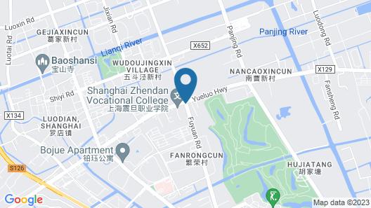 Valenci Hotel Map