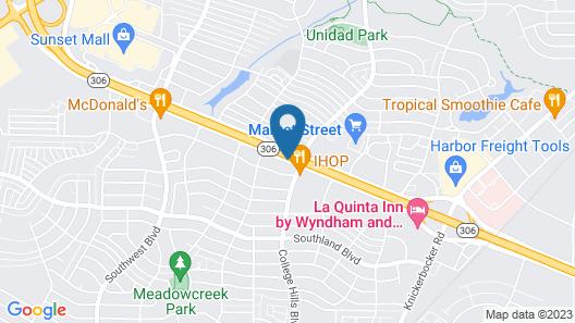 Days Inn by Wyndham San Angelo Map