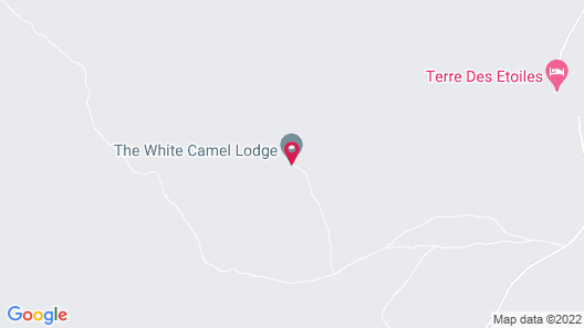 The White Camel Lodge Map