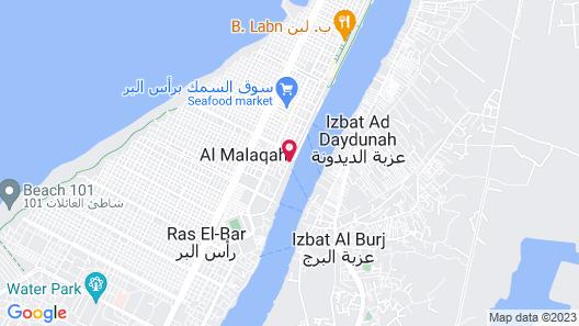 Dolphin Ras Elbar Map