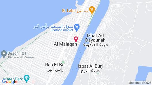 Emirates Hotel Map