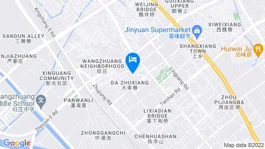 Belgravia Serviced Residence Wuxi Map