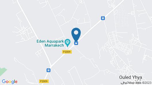 Eden Andalou Suites, Aquapark & Spa Map