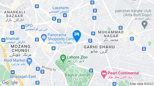 Luxus Grand Hotel Map