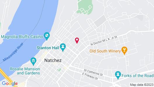 Devereaux Shields House Map