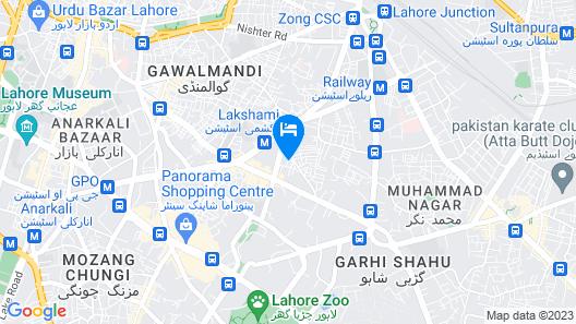Al-safina Hotel Map