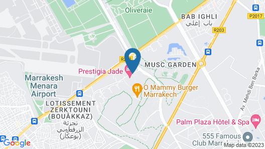 Privilege House Map