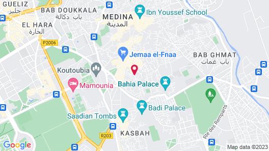Riad Kaiss by Anika Map