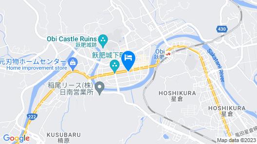 Hostel Marika Map