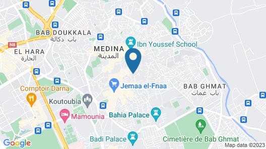 Riad Enija Map