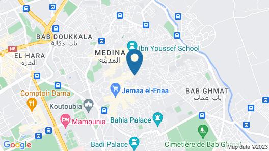 Riad K Map