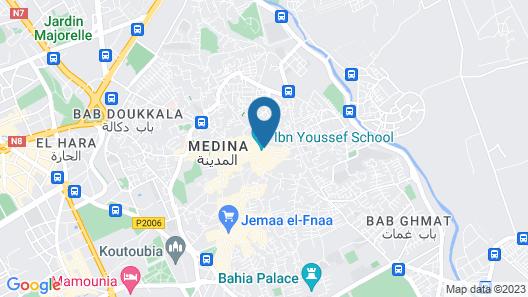Le Farnatchi Map