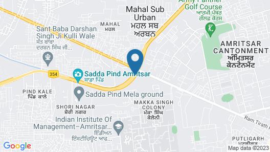 Sadda Pind Map