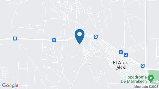 Dar Nouhaila Map