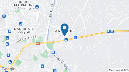Villa Alexandriaa Map