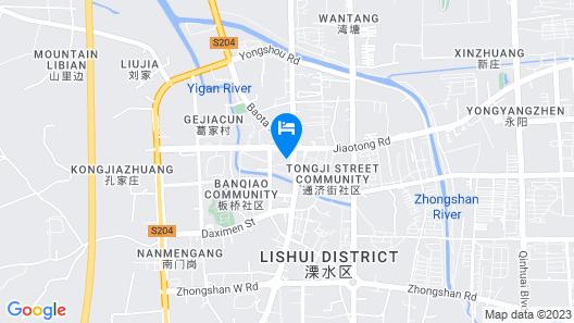 New Era Hotel Map