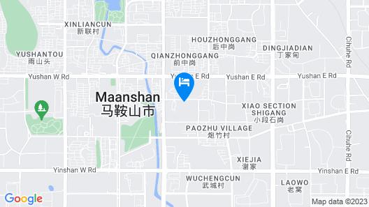 De Hua Tang Bed Culture Hotel Map