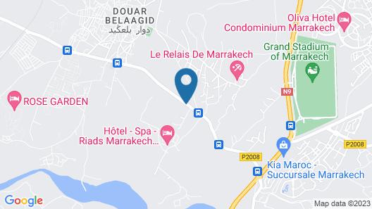 Ryad Annakhil Map