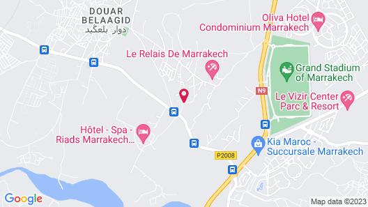 Palms Edge  Map