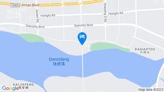 Jiangsu Runao Garden Hotel Map