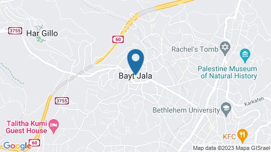 Barmil Resident Map