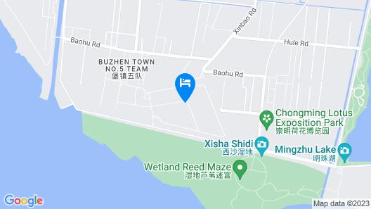 Taoyuan Shuixiang Hotel Chongming Map