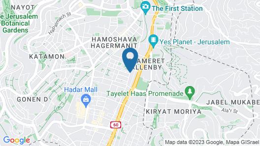 Rafael Residence Map