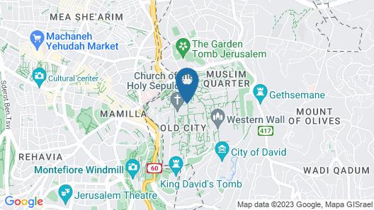 Hashimi Hotel Map