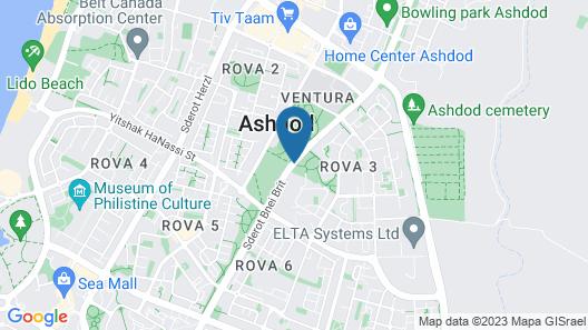 Spat Ashdod Map