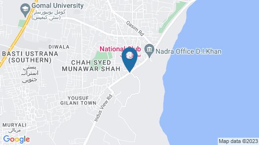 National Club Map