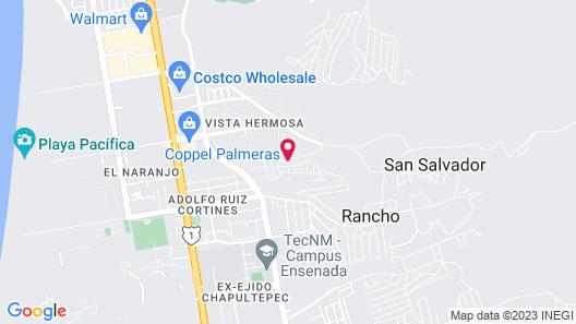 Casa Marvento Map