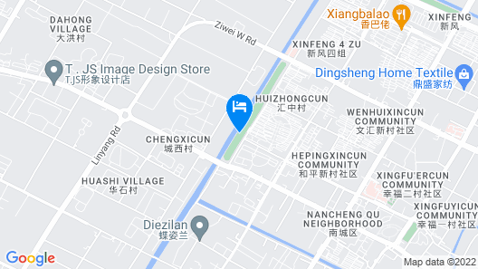 Hotel Venice Resort Map