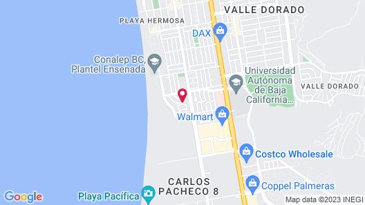 Casa loma dorada Map