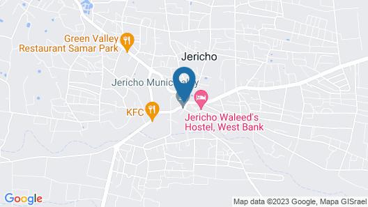 MOUNT41 Hostel Map